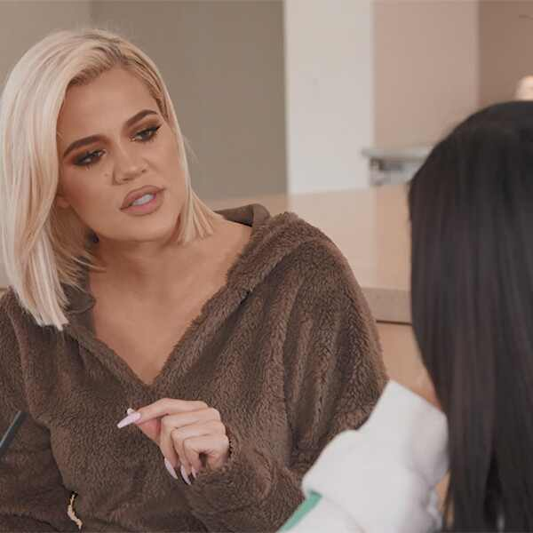 Khloe Kardashian, KUWTK 1611