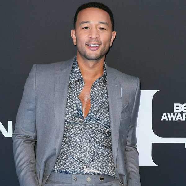 John Legend, 2019 BET Awards, Arrivals