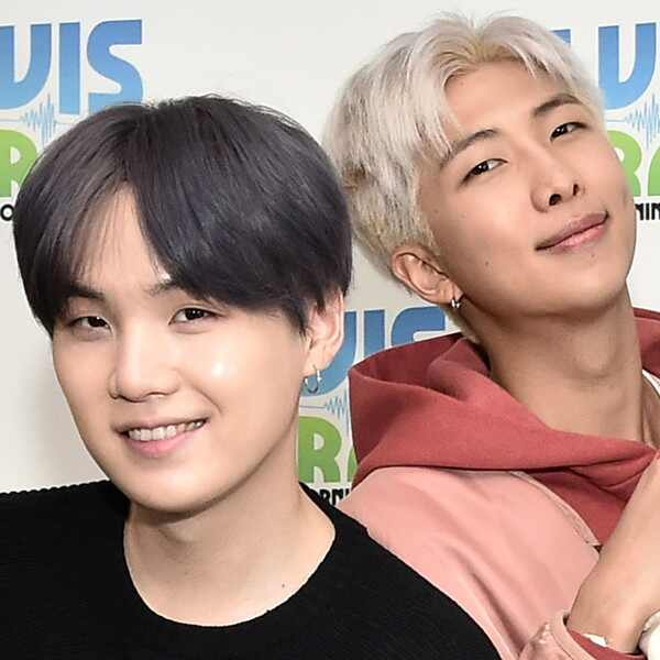 BTS, The Elvis Duran Z100 Morning Show
