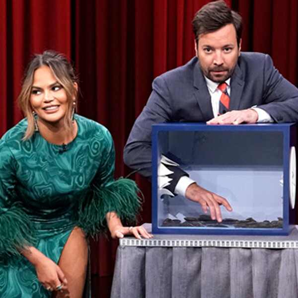 Jimmy Fallon, Chrissy Teigen, The Tonight Show