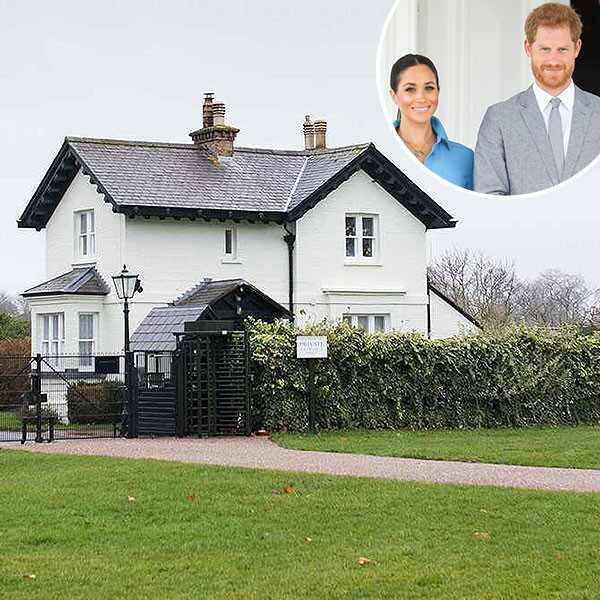 Prince Harry, Meghan Markle, Frogmore Cottage