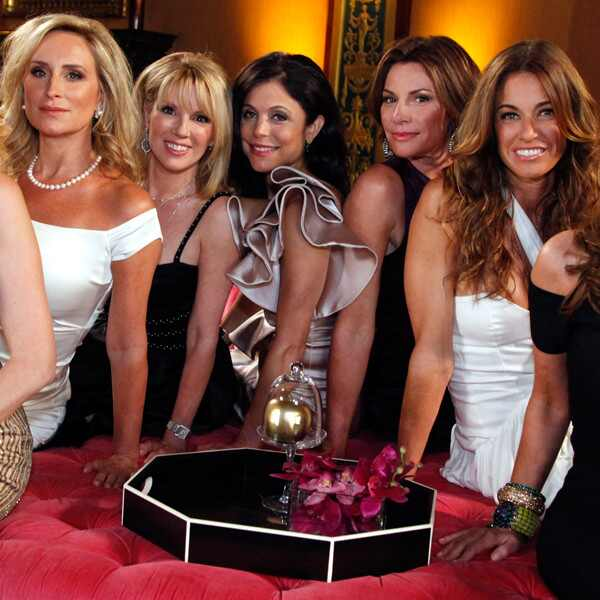 The Real Housewives of New York City, Season 3, RHONY, reunion