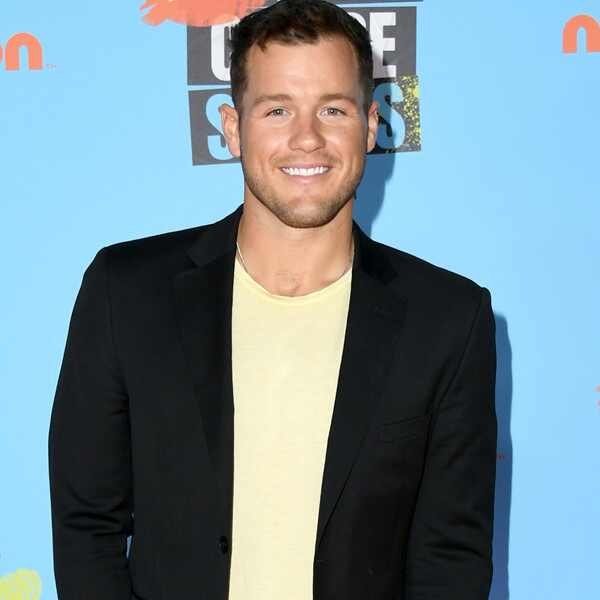 Colton Underwood, Kids' Choice Sports 2019