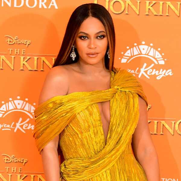 Beyonce, The Lion King London Premiere