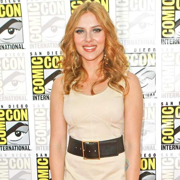 Scarlett Johansson, Comic-Con 2009
