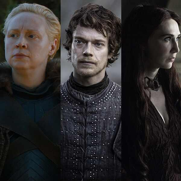 Gwendoline Christie, Alfie Allen, Carice van Houten, Game of Thrones