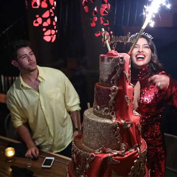 Priyanka Chopra, Nick Jonas, Birthday