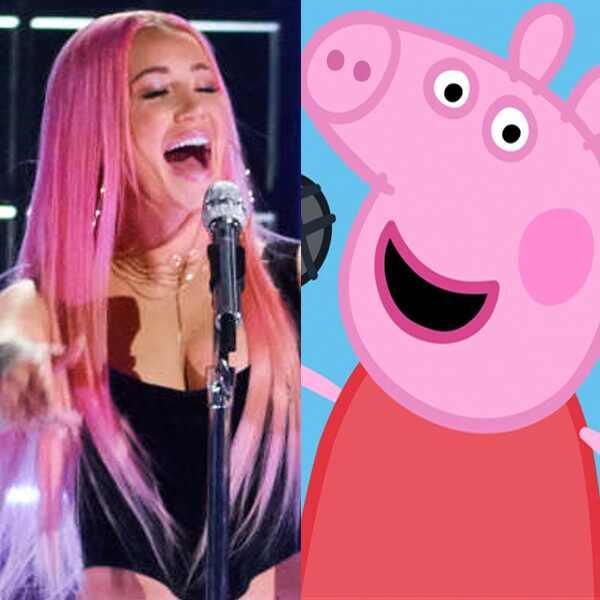 Iggy Azalea, Peppa Pig