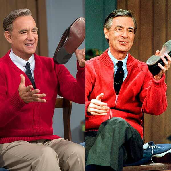 Tom Hanks, Fred Rogers, Mister Rogers