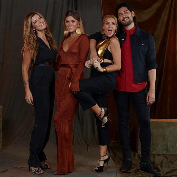 Sara Galindo, Laura Tobón, Angie Taddei, Alex Córdova, Cámbiame el Look 4