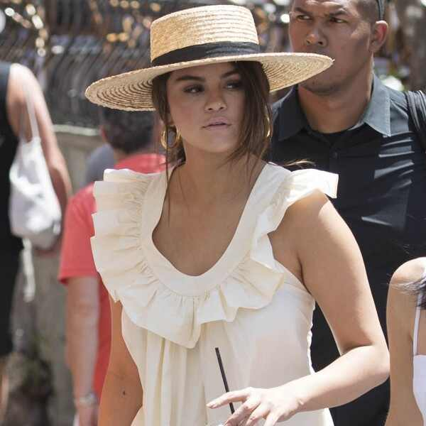 Selena Gomez, Italy