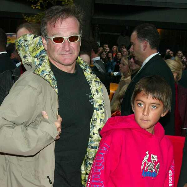 Robin Williams, Cody Williams