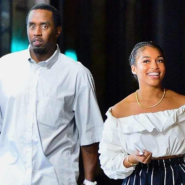 Diddy, Sean Combs, Lori Harvey