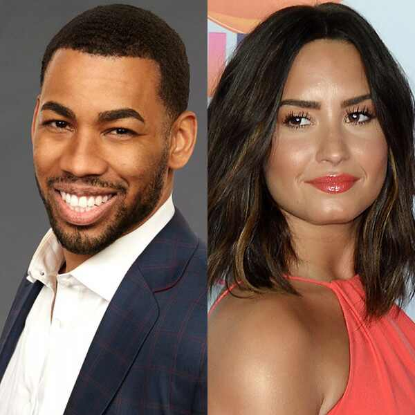 Demi Lovato, Mike Johnson