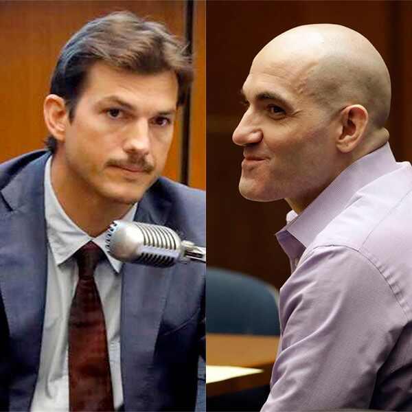Ashton Kutcher, Michael Gargiulo, Court