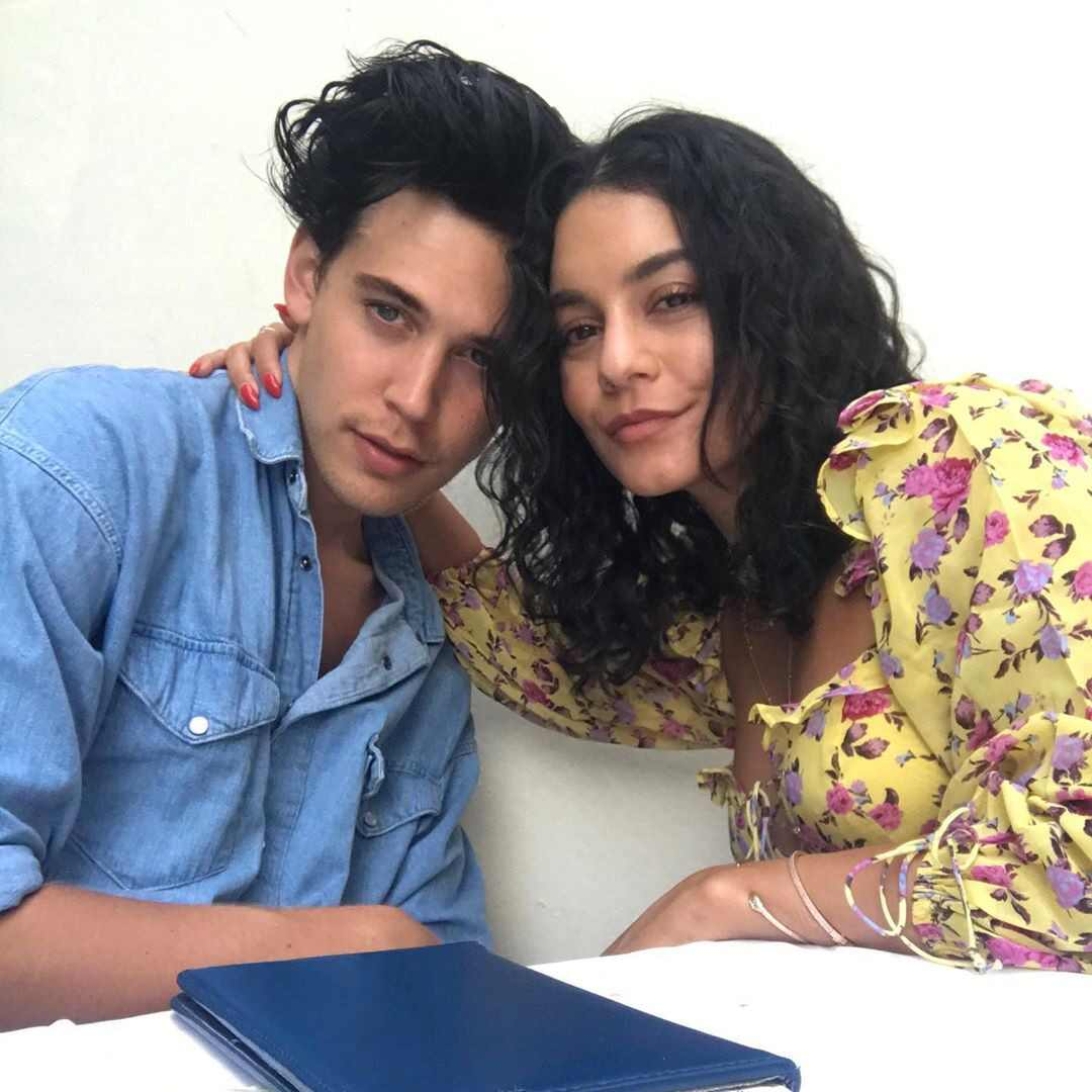 Vanessa Hudgens, Austin Butler, 28th Birthday, Instagram