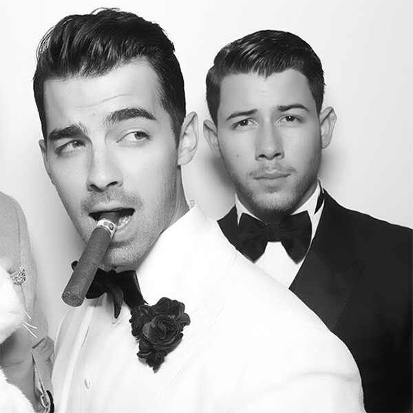 Joe Jonas, 30th, Birthday, Party, James Bond, Nick Jonas, Kevin Covert
