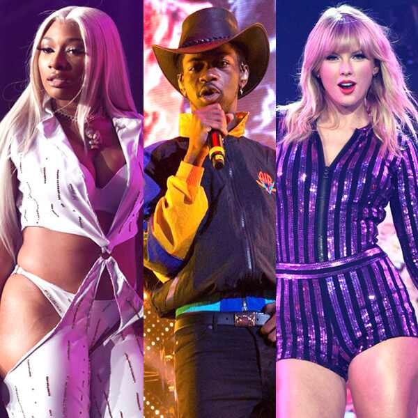 Song of Summer, Lil Nas X, Taylor Swift, Megan Thee Stallion, Normani