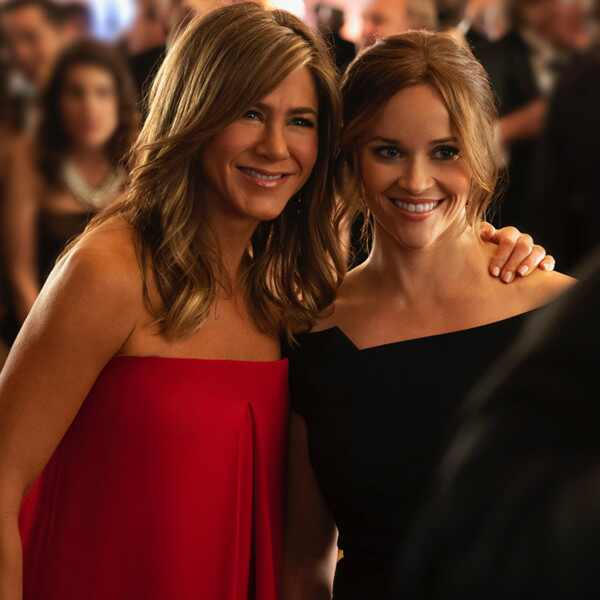 The Morning Show, Jennifer Aniston, Reese Witherspoon
