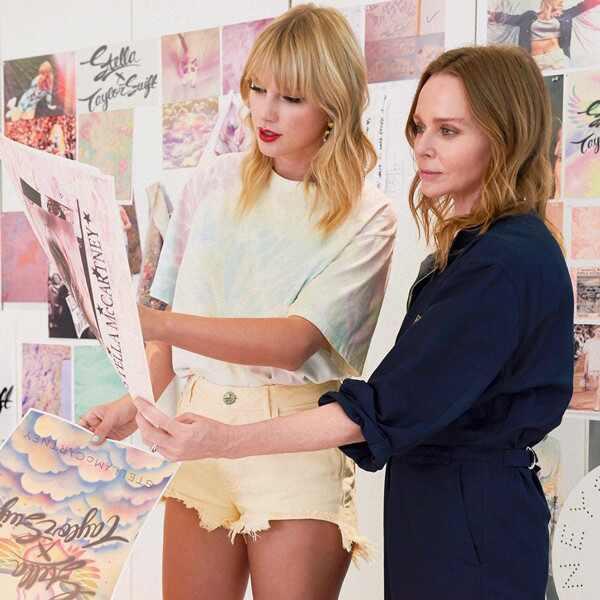 Taylor Swift, Stella McCartney