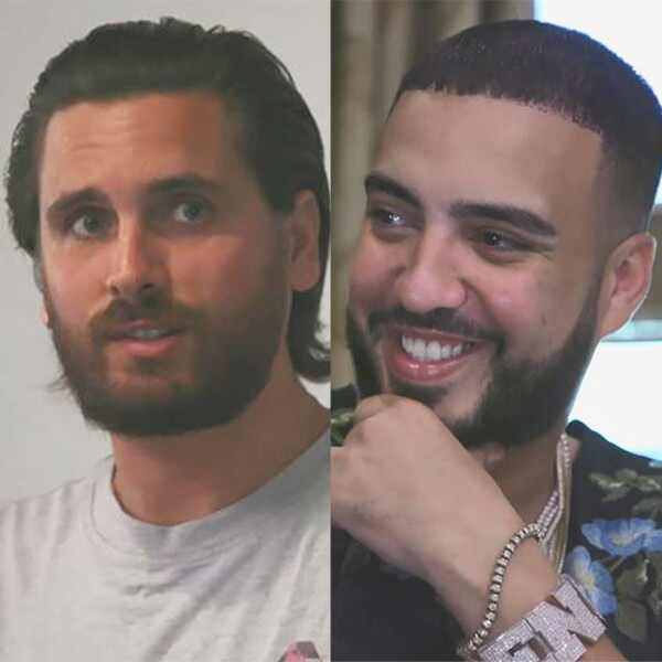 Scott Disick, French Montana, Flip It Like Disick