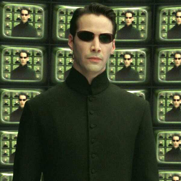 The Matrix Reloaded, Keanu Reeves