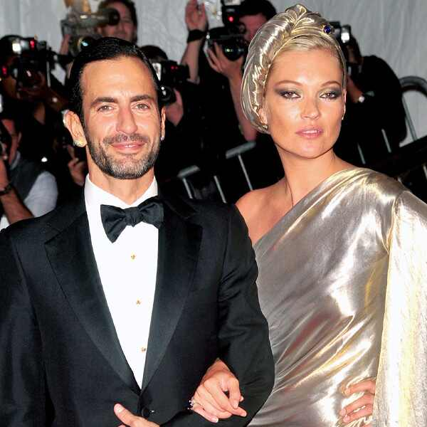 Marc Jacobs, Kate Moss, 2009 MET Gala