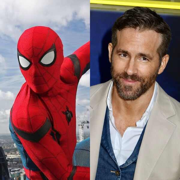 Spiderman, Ryan Reynolds