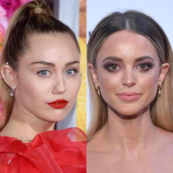 Miley Cyrus, Kaitlynn Carter