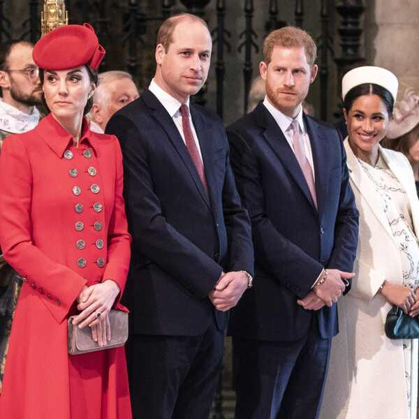 Kate, William, Harry, Meghan
