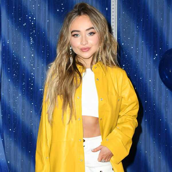 Sabrina Carpenter, Fashion Police widget