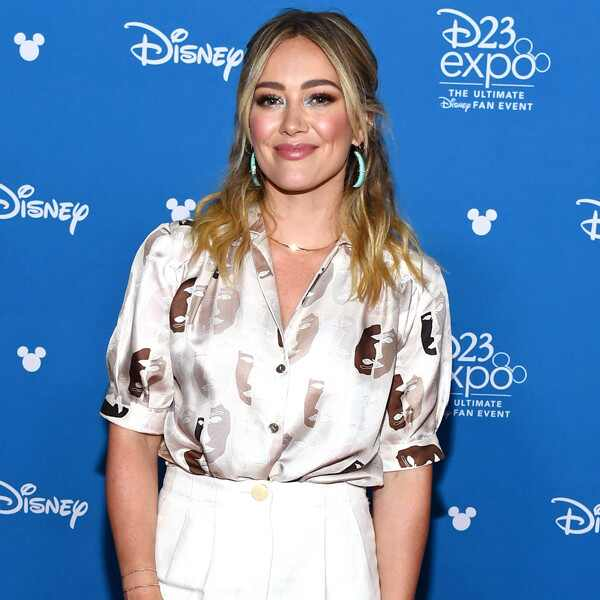 Hilary Duff, D23 Expo 2019