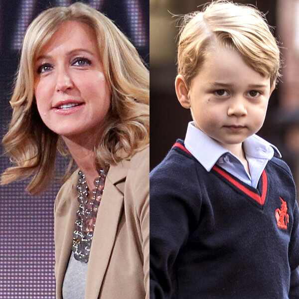Lara Spencer, Prince George