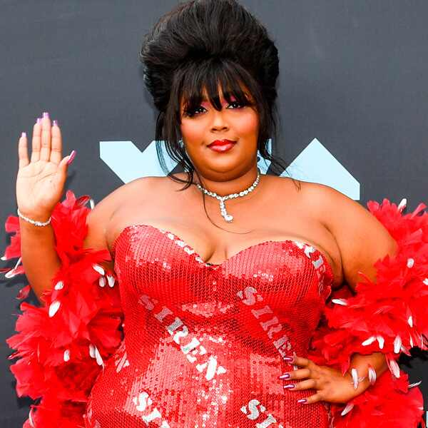 Lizzo, MTV Video Music Awards, MTV VMA's, Red Carpet Fashion