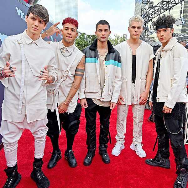 CNCO, 2019 MTV Video Music Awards