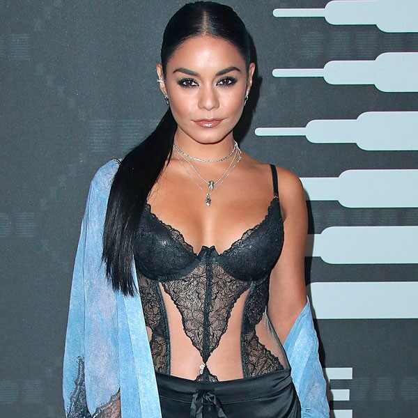 Vanessa Hudgens, 2019 New York Fashion Week, Fenty x Savage, Fashion police widget