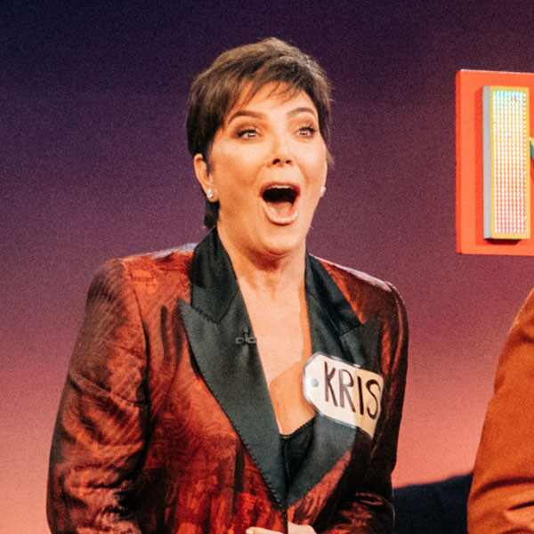 Kris Jenner, James Corden, The Late Late Show
