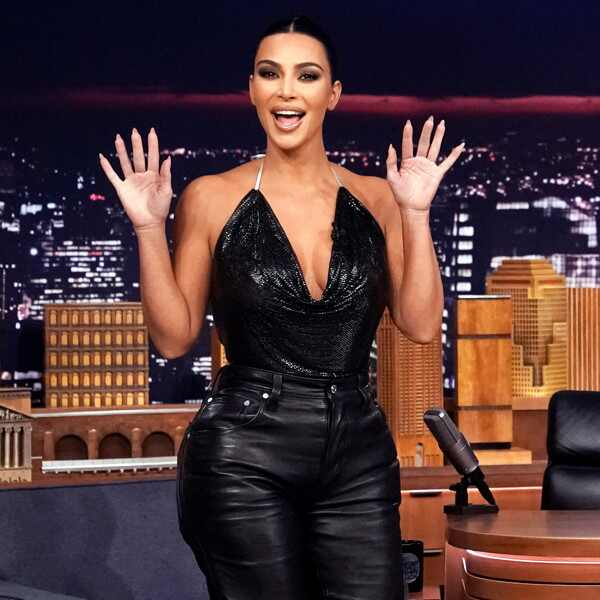 Kim Kardashian, Tonight Show