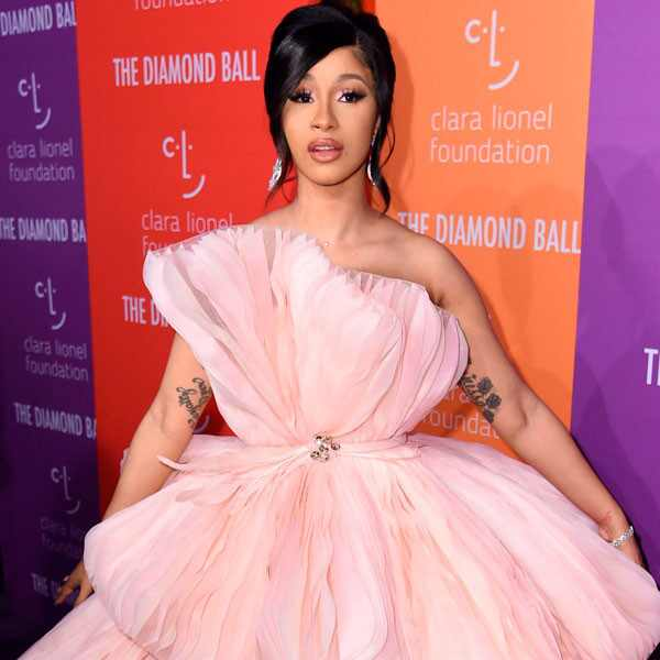 Cardi B, 2019 Diamond Ball