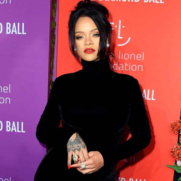 Rihanna, 2019 Diamond Ball