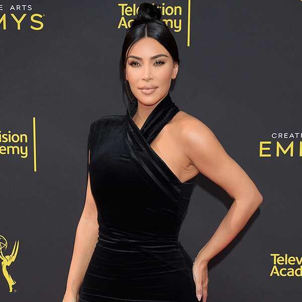 Kim Kardashian, 2019 Creative Arts Emmys
