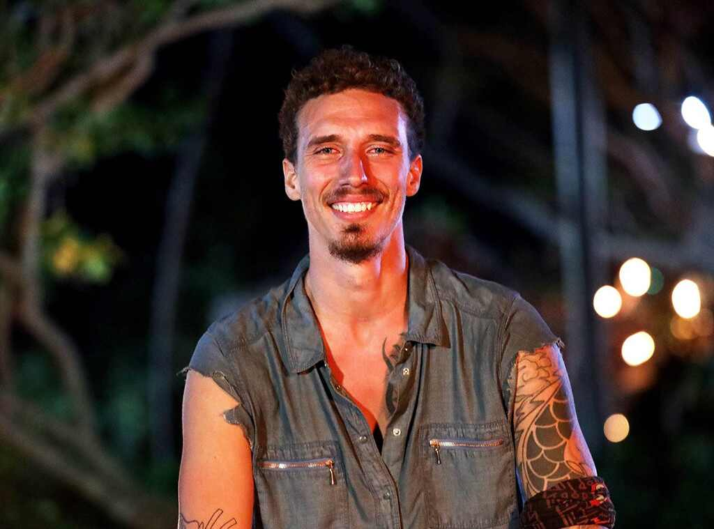 Australian Survivor, Luke