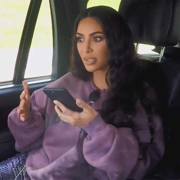 Kim Kardashian, KUWTK 1703