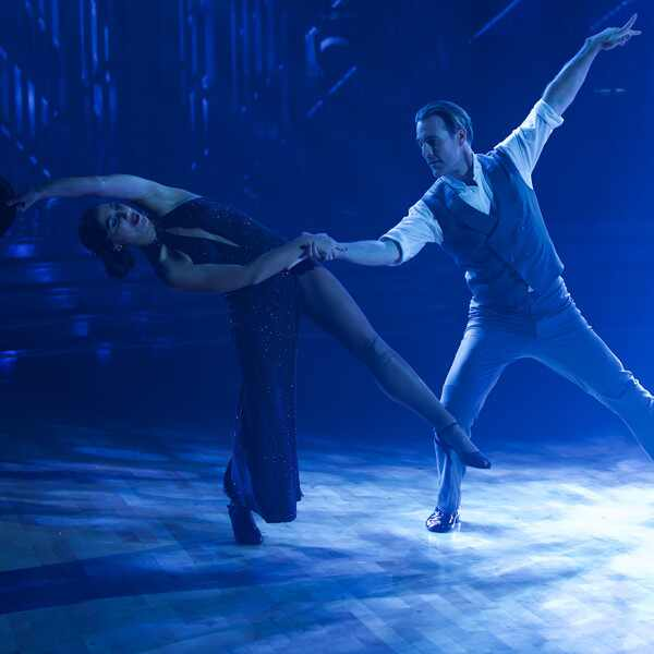 James Van Der Beek, Dancing With the Stars