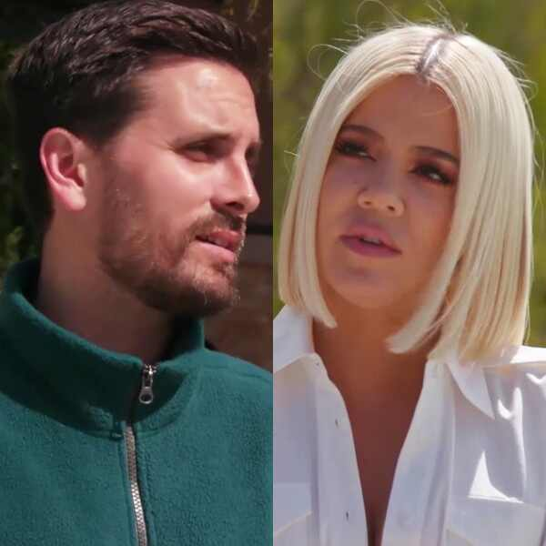 Scott Disick and Khloe Kardashian, Flip It Like Disick 107
