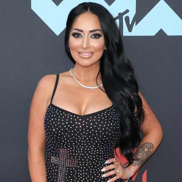 Angelina Pivarnick, 2019 MTV Video Music Awards, VMAs, Red Carpet Fashion