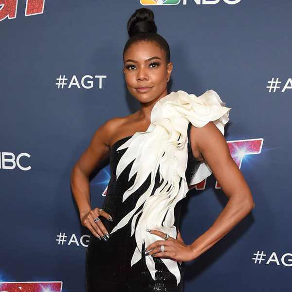 Gabrielle Union, Fashion Police Widget