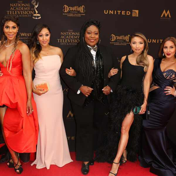 The Real, Tamar Braxton, Tamera Mowry-Housley, Loni Love, Jeannie Mai, Adrienne Bailon