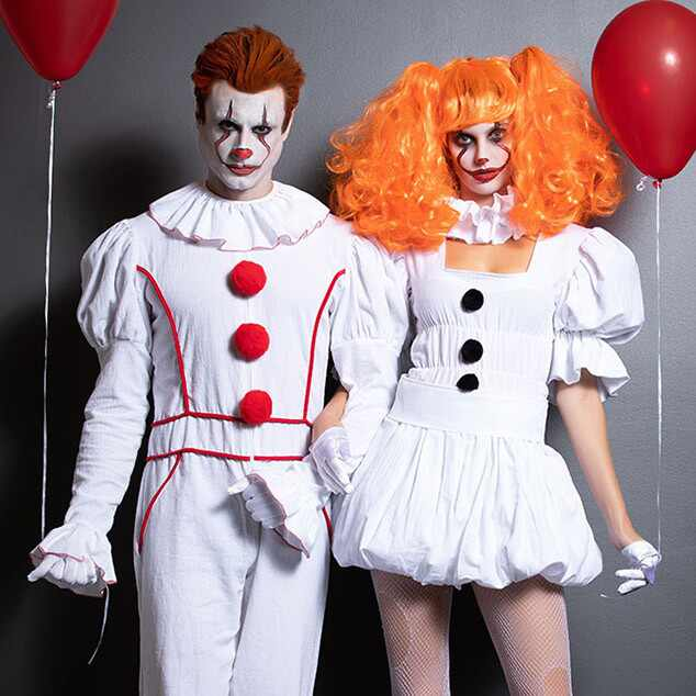 E-Comm: Halloween Couples Costumes