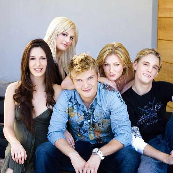 Aaron Carter, Nick Carter, Leslie Carter, House of Carters